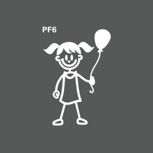 Petite fille avec un ballon