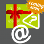 Emailed gift card (free amount) - Coming soon