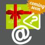 Carte cadeau envoyée par email (montant libre) - Bientôt disponible